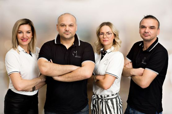 Team von Dr. Christos Dimas - Advanced Aesthetic Center - in Leipzig